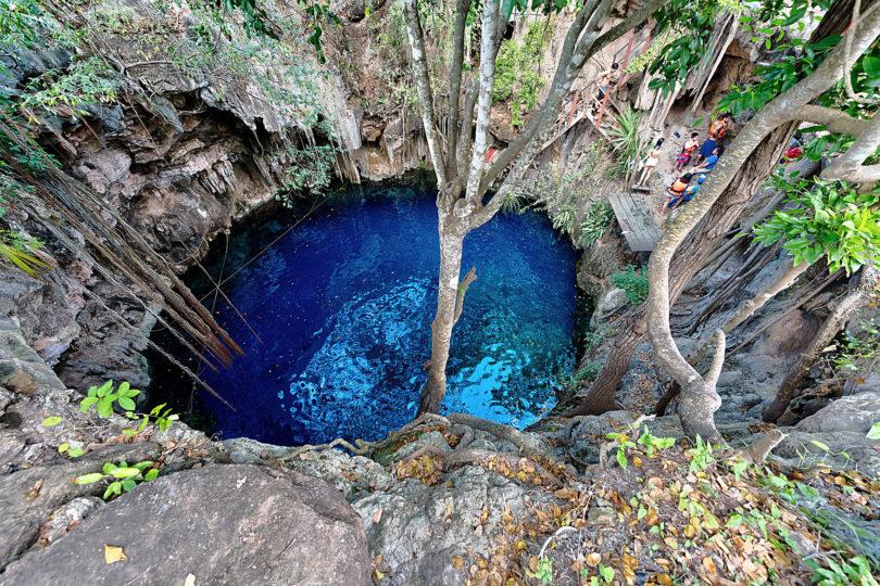 Cenote Mucuyche (Cenote Yaal Utzil)