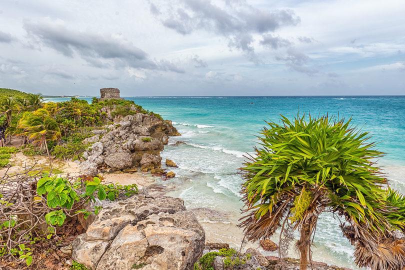 Der Strände Rund um Tulum gehören sicherlich zu den schönsten Stränden von ganz Yucatán